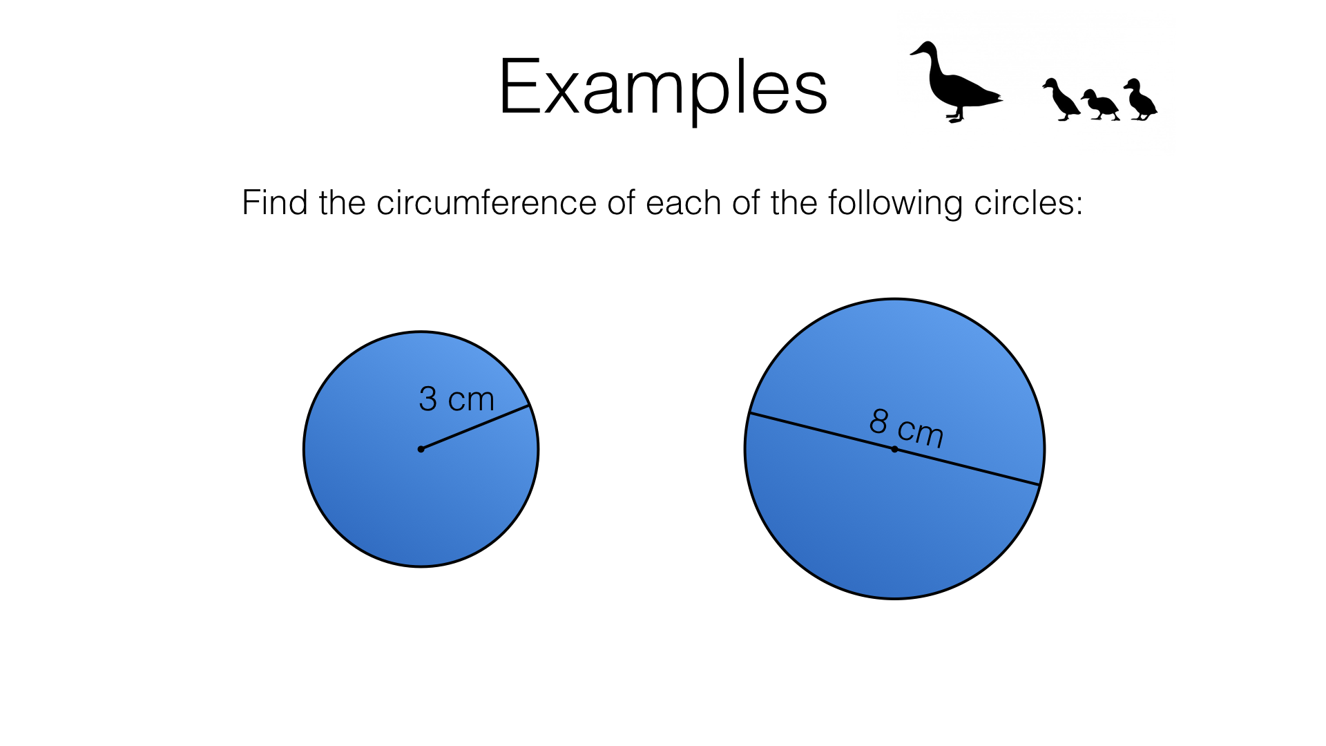 circumference of 1 2 of a circle The circumference of a circle is 2(pi)r r is the radius the radius is 1/2 the diameter, so we know that r = 1/2 now plug it into the circumference equation 2(pi)(1/2) = 1 (pi) answer: 1(pi) inches, or 31415 inches.